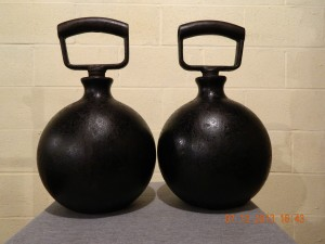 Kettlebells AKA Ringweights by Prof Anthony Barker