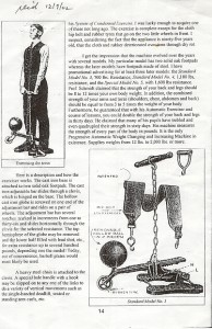 Schmidt Machine article